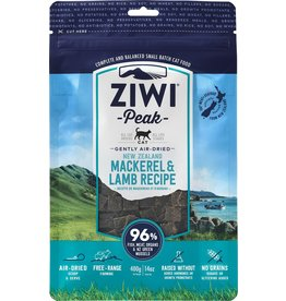 Ziwi Peak ZIWI PEAK CAT GENTLY AIR-DRIED NEW ZEALAND MACKEREL & LAMB RECIPE