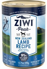 Ziwi Peak ZIWI PEAK DOG NEW ZEALAND LAMB RECIPE 13.75OZ