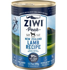 Ziwi Peak ZIWI PEAK DOG NEW ZEALAND LAMB RECIPE 13.75OZ