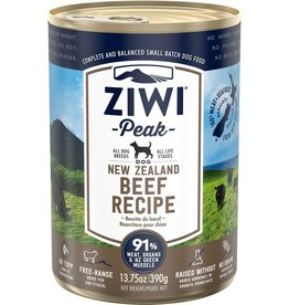 Ziwi Peak ZIWI PEAK DOG NEW ZEALAND BEEF RECIPE 13.75OZ