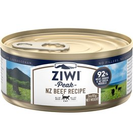 Ziwi Peak ZIWI PEAK CAT NEW ZEALAND BEEF RECIPE