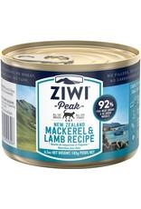 Ziwi Peak ZIWI PEAK CAT NEW ZEALAND MACKEREL & LAMB RECIPE