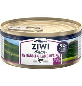 Ziwi Peak ZIWI PEAK CAT NEW ZEALAND RABBIT & LAMB RECIPE
