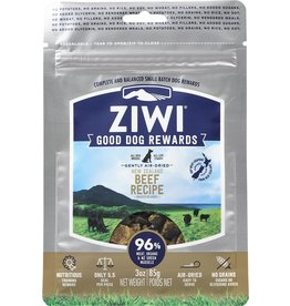 Ziwi Peak ZIWI PEAK GOOD DOG REWARDS NEW ZEALAND BEEF RECIPE 3OZ