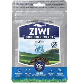 Ziwi Peak ZIWI PEAK GOOD DOG REWARDS NEW ZEALAND LAMB RECIPE 3OZ