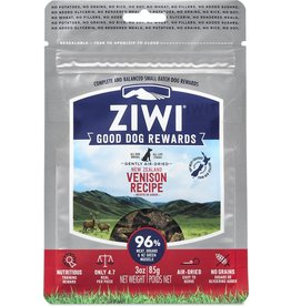 Ziwi Peak ZIWI PEAK GOOD DOG REWARDS NEW ZEALAND VENISON RECIPE 3OZ