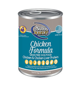 NutriSource Pet Foods NUTRISOURCE DOG CHICKEN FORMULA 13OZ