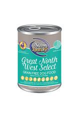 NutriSource Pet Foods NUTRISOURCE DOG GREAT NORTHWEST SELECT 13OZ