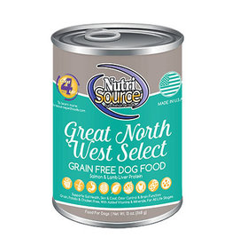 NutriSource Pet Foods NUTRISOURCE DOG GREAT NORTHWEST SELECT 13OZ