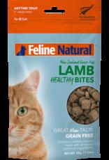 K9 Natural FELINE NATURAL LAMB HEALTHY BITES FREEZE DRIED CAT TREATS 1.76OZ