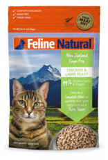 K9 Natural FELINE NATURAL CHICKEN & LAMB FEAST FREEZE DRIED CAT FOOD