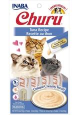 Inaba INABA CAT CHURU PURÉE TUNA RECIPE 4-COUNT