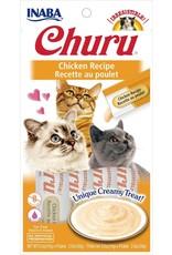 Inaba INABA CAT CHURU PURÉE CHICKEN RECIPE 4-COUNT