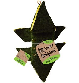 Spunky Pup SPUNKY PUP CRAFT COLLECTION ORIGAMI ALLIGATOR TOY