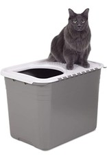 Petmate PETMATE TOP ENTRY LITTER PAN