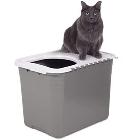 Petmate PETMATE TOP ENTRY LITTER PAN