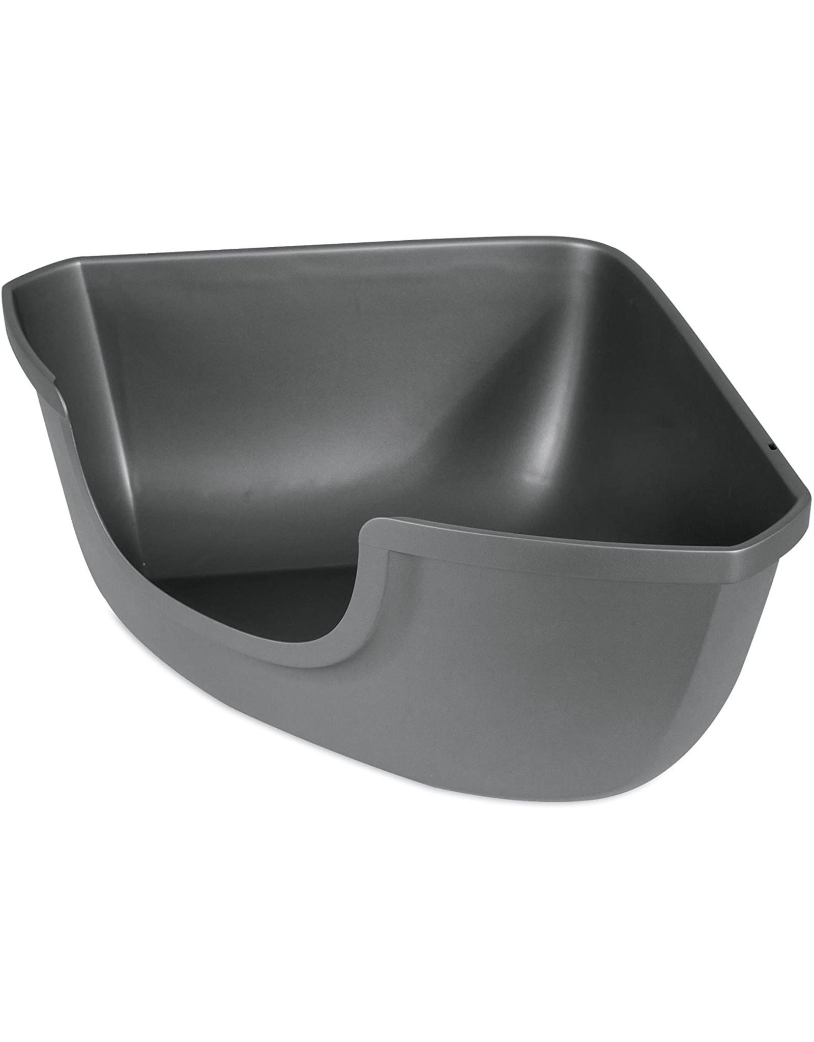 Petmate PETMATE CORNER OPEN LITTER PAN