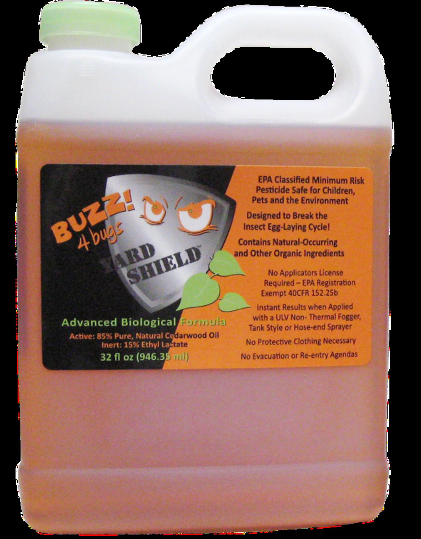 Buzz! 4 Bugs BUZZ! 4 BUGS YARD SHIELD 32OZ
