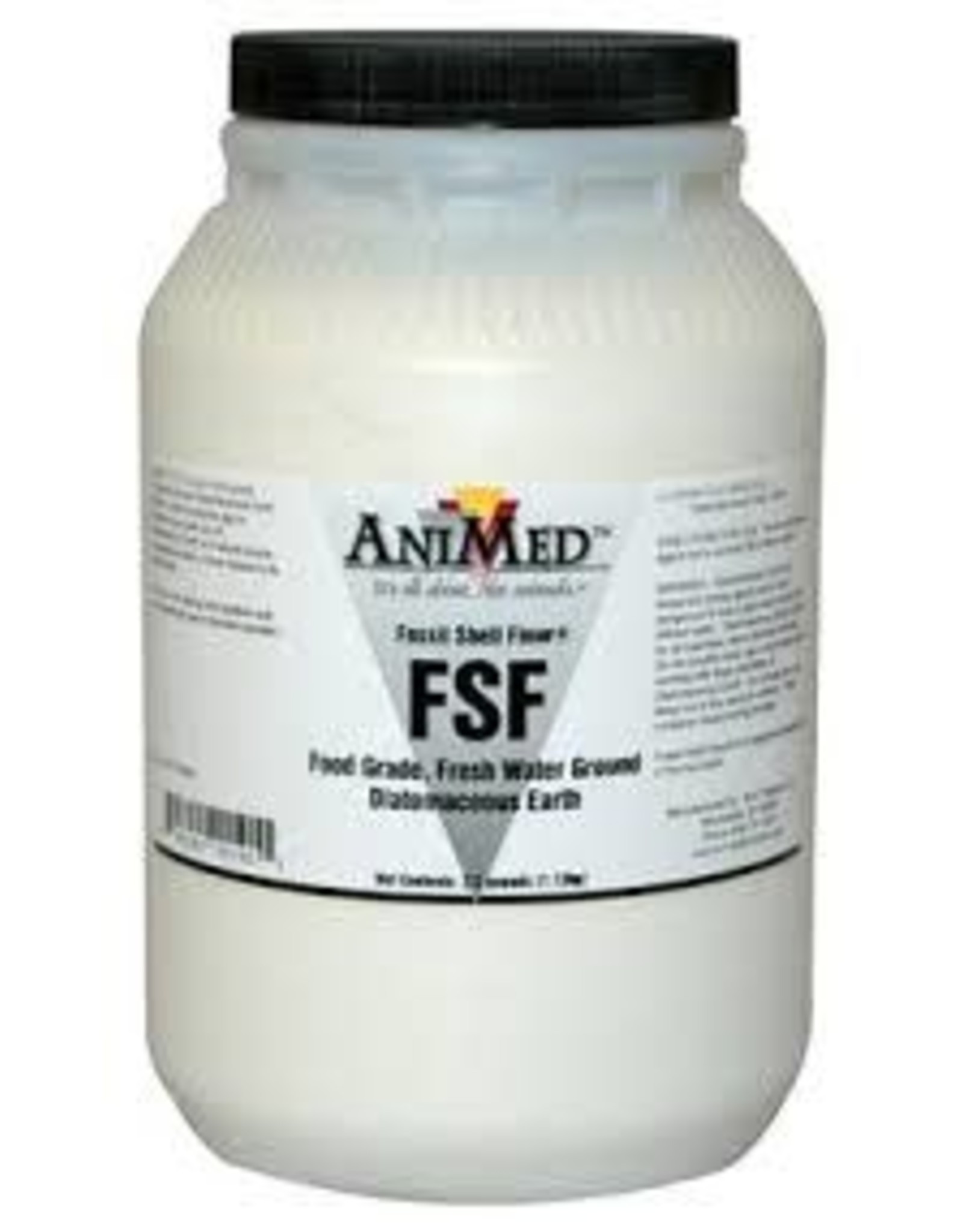 AniMed ANIMED FOOD GRADE DIATOMACEOUS EARTH FOSSIL SHELL FLOUR 2.5LB