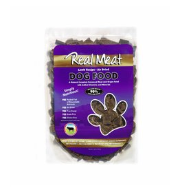 The Real Meat Company THE REAL MEAT CO. AIR-DRIED LAMB RECIPE DOG FOOD