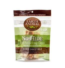 Earth Animal EARTH ANIMAL NO-HIDE PORK CHEWS