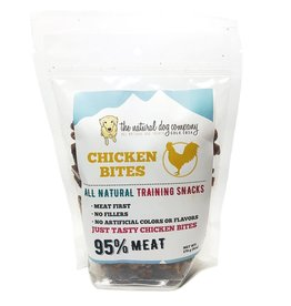 The Natural Dog Company THE NATURAL DOG COMPANY 95% CHICKEN TRAINING TREATS 6OZ