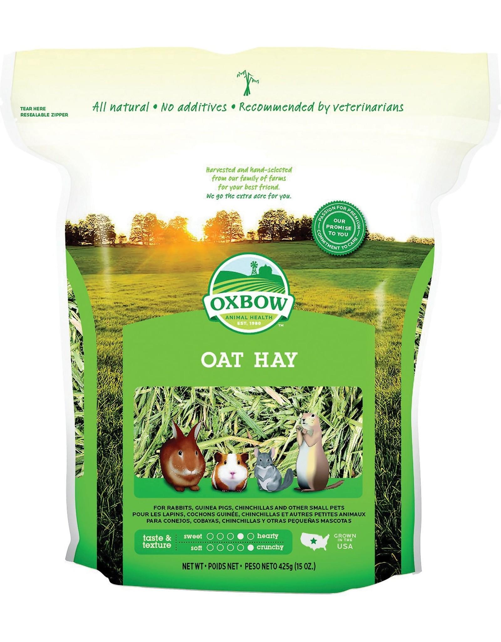 Oxbow Animal Health OXBOW OAT HAY 15OZ