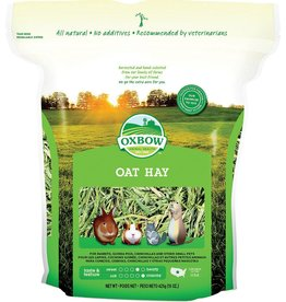 Oxbow Animal Health OXBOW OAT HAY 15OZ