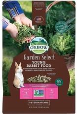 Oxbow Animal Health OXBOW GARDEN SELECT YOUNG RABBIT FOOD 4LB