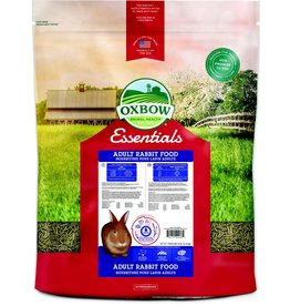 Oxbow Animal Health OXBOW ESSENTIALS ADULT RABBIT FOOD 25LB