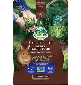 Oxbow Animal Health OXBOW GARDEN SELECT ADULT RABBIT FOOD