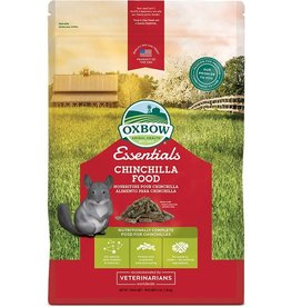 Oxbow Animal Health OXBOW ESSENTIALS CHINCHILLA DELUXE CHINCHILLA FOOD 3LB