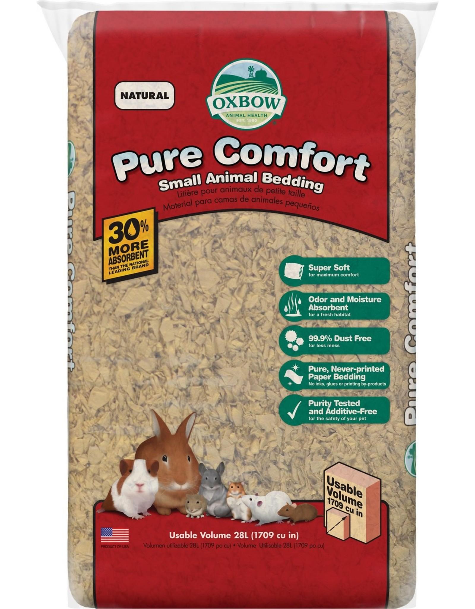 Oxbow Animal Health OXBOW NATURAL PURE COMFORT SMALL ANIMAL BEDDING