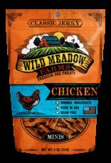 Wild Meadow Farms WILD MEADOW FARMS CLASSIC JERKY CHICKEN MINIS 4OZ
