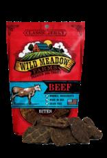 Wild Meadow Farms WILD MEADOW FARMS CLASSIC JERKY BEEF BITES 4OZ