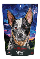 Wild Meadow Farms GIBSON'S PRAIRIE BACON WITH BISON DOG TREATS 3OZ