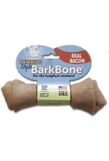 Pet Qwerks PET QWERKS REAL BACON RAWHIDE STYLE BARKBONE CHEW TOY