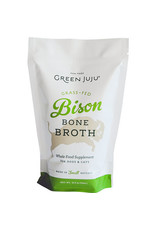 Green Juju Kitchen GREEN JUJU DOG GRASS-FED BISON BONE BROTH 20OZ
