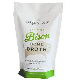 Green Juju Kitchen GREEN JUJU DOG GRASS-FED BISON BONE BROTH 20OZ