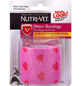 Nutri-Vet NUTRI-VET BITTER BANDAGE FOR DOGS OR CATS