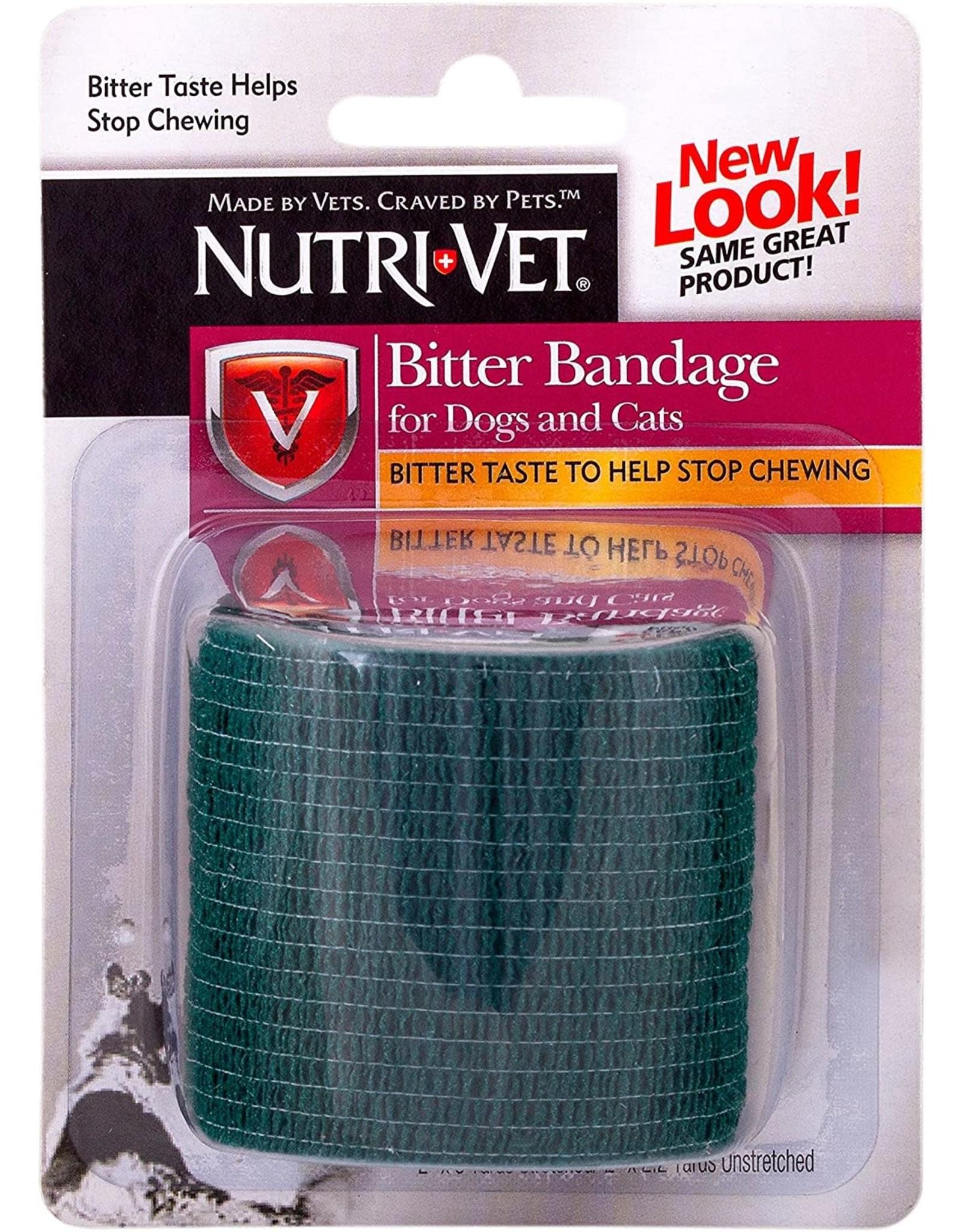 Nutri-Vet NUTRI-VET BITTER BANDAGE FOR DOGS OR CATS