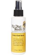 My Dog Nose It MY DOG NOSE IT BODY+COAT SPRAY SUN PROTECTION 4OZ
