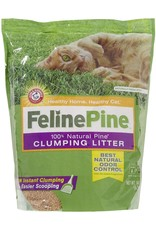 Arm & Hammer FELINE PINE 100% NATURAL PINE ORIGINAL CLUMPING CAT LITTER 14LB
