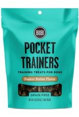 Bixbi Pet BIXBI PEANUT BUTTER POCKET TRAINERS 6OZ