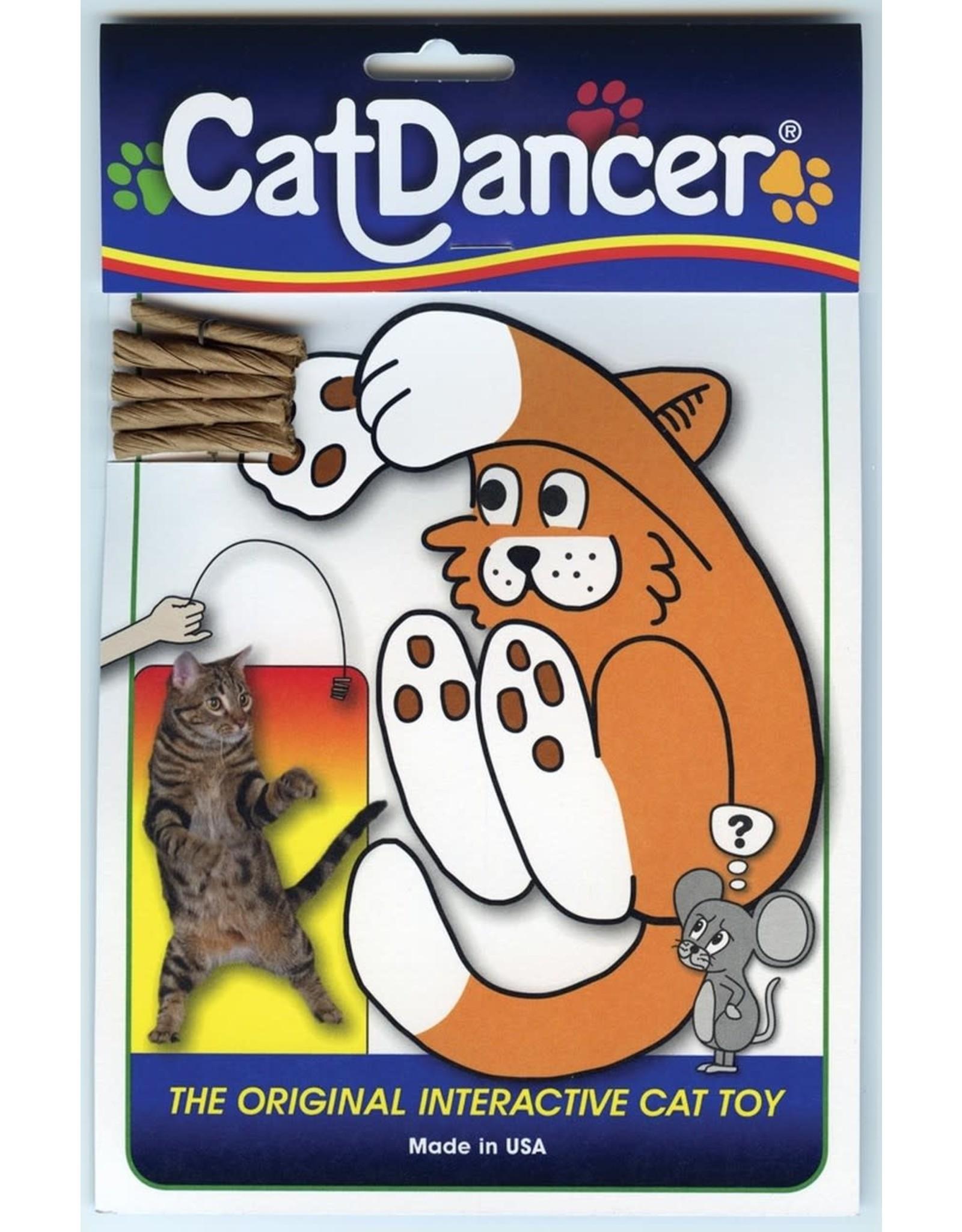 Cat Dancer CAT DANCER THE ORIGINAL INTERACTIVE CAT TOY