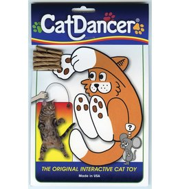 Cat Dancer CAT DANCER THE ORIGINAL INTERACTIVE CAT TOY
