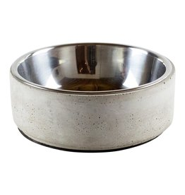 BeOneBreed BEONEBREED CONCRETE PET BOWL