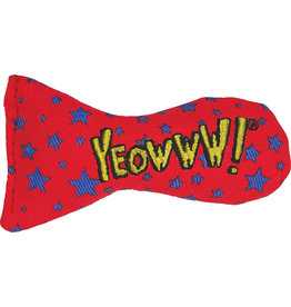 DuckyWorld Products, Inc. YEOWWW! CATNIP STINKIES FISH STARS