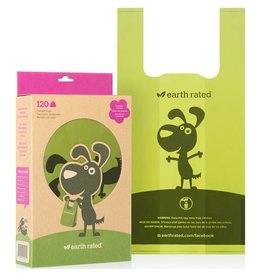 Earth Rated EARTH RATED 120-COUNT POOP BAGS WITH HANDLES