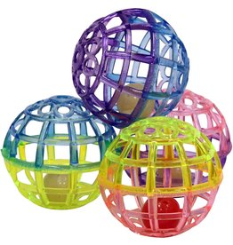 Ethical Products ETHICAL SPOT LATTICE BALL CAT TOY